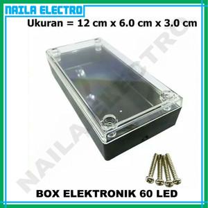 Harga box elektronik 60 led baut box plastik box | HARGALOKA.COM