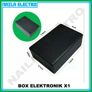 Harga box x1 box elektronik x1 box plastik rangkaian | HARGALOKA.COM