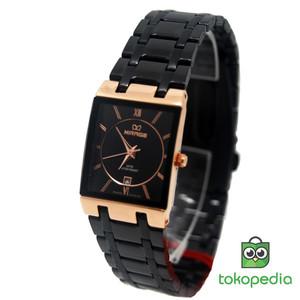 Harga mirage jam tangan wanita 7908l comb black   HARGALOKA.COM