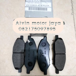 Harga brake pad atau kampas rem depan depan nissan grand livina x gear   HARGALOKA.COM