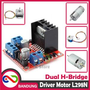 Harga cnc l298n l298 dual h bridge stepper motor driver   HARGALOKA.COM