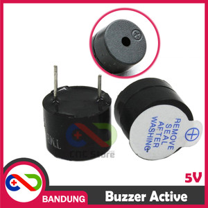 Harga cnc buzzer speaker active 5v for arduino uno mega mini | HARGALOKA.COM