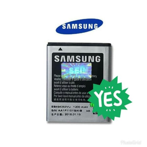 Harga battery baterai samsung galaxy star s5282 5282 eb494353vu | HARGALOKA.COM