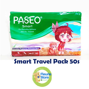 Harga tissue paseo smart travel pack 50s   tissue murah | HARGALOKA.COM