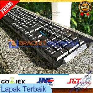 Harga keyboard wireless pc komputer | HARGALOKA.COM