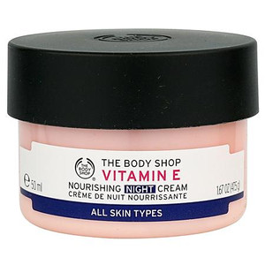 Harga the body shop vitamin e night cream 50 | HARGALOKA.COM