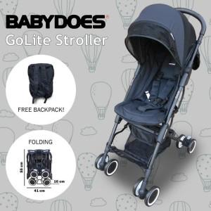 Harga stroller travel baby does golite new | HARGALOKA.COM