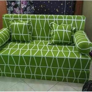 Harga kasur lipat sofabed murah original inoac | HARGALOKA.COM