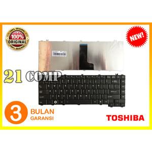 Harga original keyboard toshiba c600 c640 l600 l630 l635 l640 l640d | HARGALOKA.COM