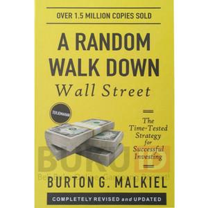 Harga buku burton g malkiel   a random walk down wall street   | HARGALOKA.COM