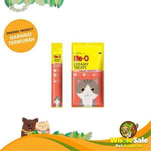 Katalog Meo Me O Creamy Treats Snack Kucing Rasa Salmon Flavor 1 Pack 60gr Katalog.or.id