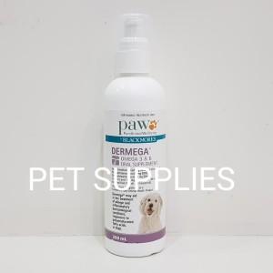 Harga vitamin kulit anjing dermega by blackmores paw 200 ml | HARGALOKA.COM