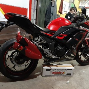 Harga knalpot racing power max for kawasaki ninja | HARGALOKA.COM