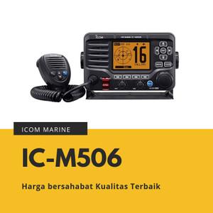 Harga icom radio ic m506 harga | HARGALOKA.COM