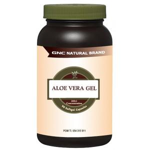 Harga aloe vera gel 1000 mg gnc 90 kapsul lunak pengiriman via | HARGALOKA.COM
