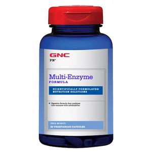 Harga multi enzyme formula gnc 90 kapsul pengiriman khusus via | HARGALOKA.COM