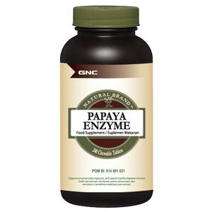 Harga papaya enzyme gnc 240 tablet pengiriman khusus via | HARGALOKA.COM