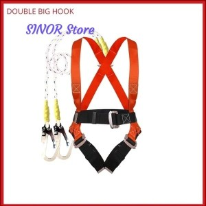 Harga Legion Full Body Harness Double Big Hook Double Hook Murah Katalog.or.id