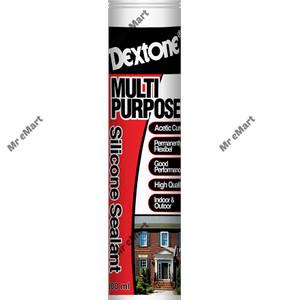 Harga dextone silicone sealant white putih sealant dextone lem kaca | HARGALOKA.COM