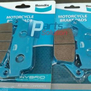 Katalog Kampas Rem Honda Cbr 250 Non Abs Depan Belakang Bendix Katalog.or.id