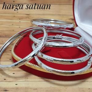 Katalog Gelang Tangan Perak Silver Katalog.or.id