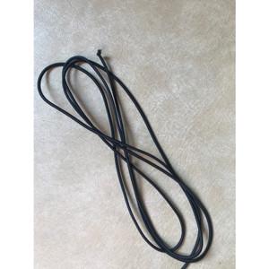 Info Cr108 Meteran Hitam 3mm Tali Karet Elastis String Benang Craft Katalog.or.id