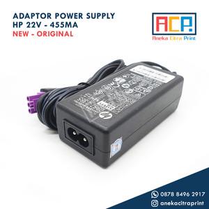 Harga adaptor 0957 2385   22v 455ma printer hp deskjet 1515 2545 4515   | HARGALOKA.COM