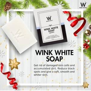 Harga gluta soap sabun pure winkwhite wink white | HARGALOKA.COM