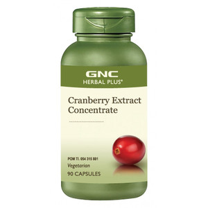 Harga cranberry extract concentrate gnc 90 kapsul pengiriman khusus via | HARGALOKA.COM