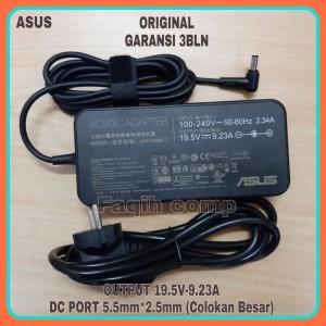 Harga adaptor charger original laptop asus rog 19 5v 9 23a | HARGALOKA.COM