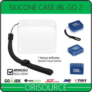 Harga softcase silicone case casing silikon untuk speaker bluetooth jbl go | HARGALOKA.COM