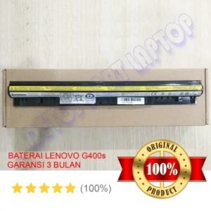 Harga battery baterai laptop lenovo ideapad 40 70 g40 45 g40 30 g400s | HARGALOKA.COM