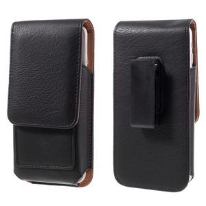 Harga sarung dompet tas tempat hp pinggang kulit penjepit rotary 6 inch   | HARGALOKA.COM