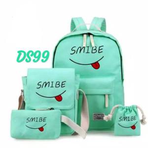 Harga promo tas gendong skolah imut backpack smibe murah harga grosir keren   | HARGALOKA.COM