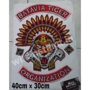 Harga Emblem Bordir Nice Rb Ukuran 6x5cm Katalog.or.id