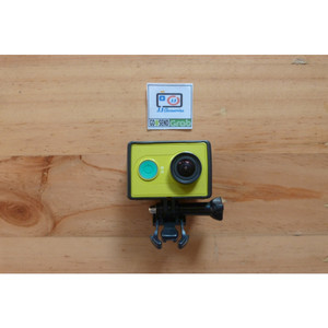 Harga naked plastic frame case casing for xiaomi yi basic | HARGALOKA.COM