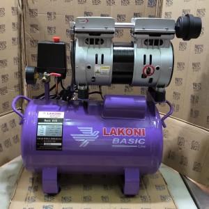 Harga mesin kompresor pumpa angin oilless silent 0 75hp 3 4hp lakoni | HARGALOKA.COM