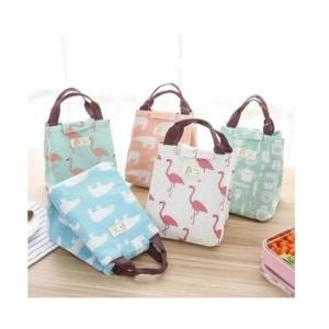 Harga tas makanan tahan panas dingin lunch bag snack bag goodie bag   | HARGALOKA.COM