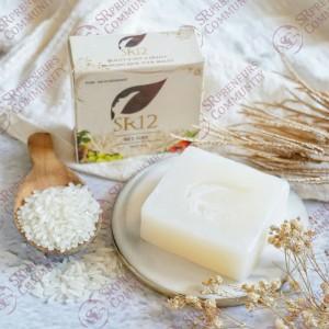 Harga rice soap sr12 herbal skincare untuk kulit berminyak ampuh | HARGALOKA.COM