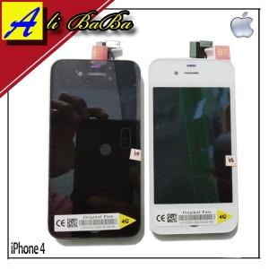 Harga lcd touchscreen iphone 4  iphone 4g full frame layar sentuh iphone 4   | HARGALOKA.COM