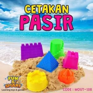 Harga cetakan pasir mainan kinetic     HARGALOKA.COM