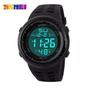 Harga promo skmei 1167 original jam tangan pria skmei digital   HARGALOKA.COM