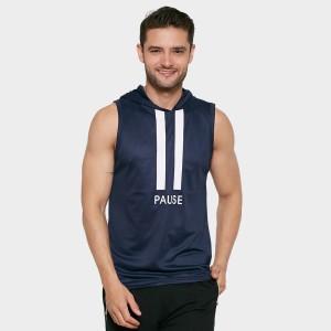 Harga donson hoodie sleeveless tank top pause | HARGALOKA.COM