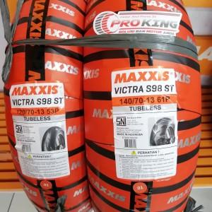 Harga ban nmax maxxis sepasang uk 120 70 13 amp 140 | HARGALOKA.COM