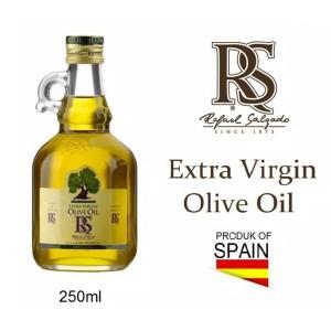 Harga rs extra virgin olive oil minyak zaitun rafael salgado 250 | HARGALOKA.COM