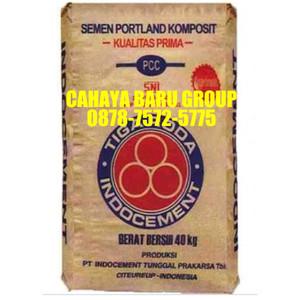 Harga semen tiga roda 40 kg 200 sak area bogor amp | HARGALOKA.COM