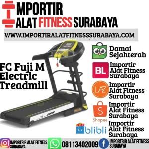 Harga fc fuji m 5fungsi treadmill elektrik alat fitnes olahraga | HARGALOKA.COM