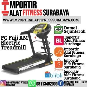 Harga alat fitness elektrik treadmill fuji am 5 fungsi alat olahraga | HARGALOKA.COM