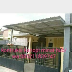 Harga kanopi rumah idaman | HARGALOKA.COM