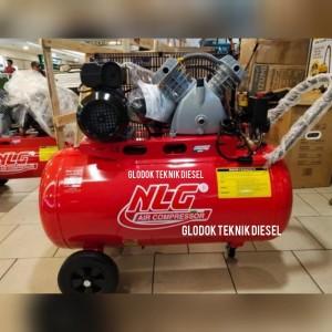 Harga Izumi Kompresor Angin Oilless Air Compressor 1 Hp 24 Liter Original Katalog.or.id